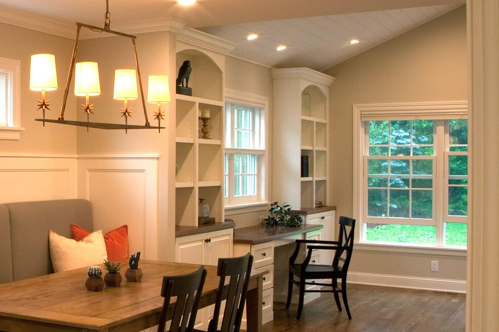 . Living Room Remodeling   John Kohl Builder  LLC